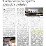 Contrabando –  Redução de até 30% das vendas de cigarro nas padarias