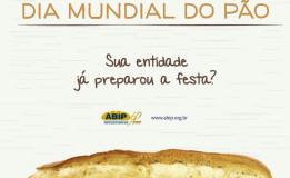 Dia Mundial do Pão 16/10, se prepare!!!