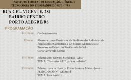 Seminário Pães Especiais_19/10/2017_Porto Alegre/RS