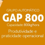 GAP 800 Prática: produtividade e padronização em larga escala