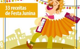 33 receitas para uma festa junina deliciosa