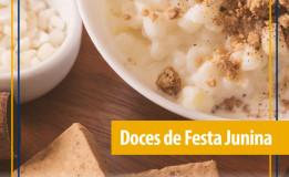 Doces de Festa Junina