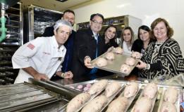 Campanha de doação de órgãos da ABIP e Sindicato das Indústrias de Panificação e Confeitaria e de Massas Alimentícias e Biscoitos do Rio Grande do Sul lançada no 68ª Convenção Nacional da ABIP, conta a participação da deputada Silvia Covatti.