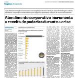 Atendimento Corporativo – Aumento nas receitas das padarias