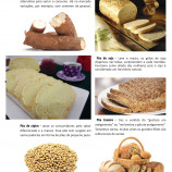 Pães variados, ampliando o mix de produtos nas padarias