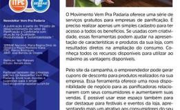Movimento Vem Pra Padaria – Valorizando o setor de panificação_Ed. 02