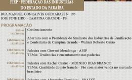 Email marketing_Circuito Nacional da Panificação e Confeitaria_31/05/2017_Campina Grande