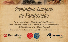 Seminário Europeu de Panificação