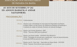 Seminário Pães Especiais _Salvador/BA_22/08/2017