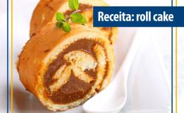 Roll Cake: descubra o que é e como fazer