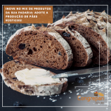 Pães rústicos europeus: porquê investir na produção desse item