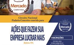 Alimentação fora do lar é tema de seminário sobre mercado competitivo em Belém