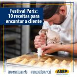 Festival Paris: 10 receitas para encantar o cliente