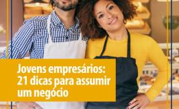 21 dicas para jovens e aspirantes a empresários