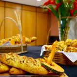 Pão de jerimum com carne de sol: o pão da 74ª Convenção Nacional da ABIP