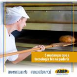5 mudanças nas padarias causadas pela tecnologia