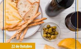 Harmonização de pães e vinhos
