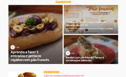 """Campanha """"Meu Pão Francês"""" tem espaço especial no Gshow"""