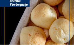 Receita: Pão de Queijo