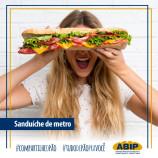 Sanduíche de metro é fácil de preparar e agrada a todos!