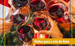 Vinhos para a ceia de Natal: os estilos que melhor combinam com os tradicionais pratos natalinos