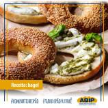 Receita de Bagel – Pãozinho Americano
