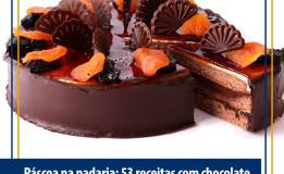 53 receitas de sobremesas com chocolate que vão te enlouquecer