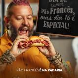 Todo dia é dia de pão francês, mas dia 16 é especial