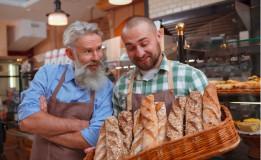 Por que devo comprar pão só na padaria e confeitaria do bairro?