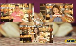 Confira vídeo e jingle da campanha Amo Minha Padaria no Café, Almoço e Jantar
