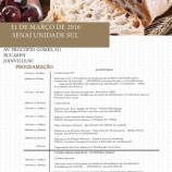 Seminário Pães Especiais Joinville 31/03/2016