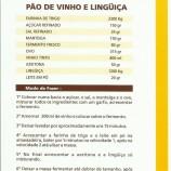 Pão com Linguiça