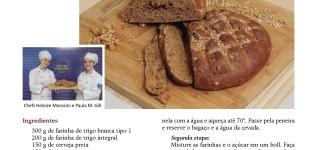 Pão de Nozes com malte de cevada