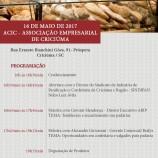 Email Marketing_Padaria Conceito_16/05/2017_Criciúma/SC