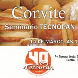 Seminário Tecnopan no Rio de Janeiro