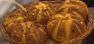 Pão de jerimum e bacon – o pão da 72ª Convenção da ABIP