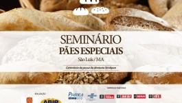 Seminário Pães Especiais em São Luis/MA
